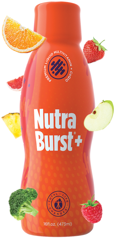 TLC Nutra Burst Liquid Multivitamin